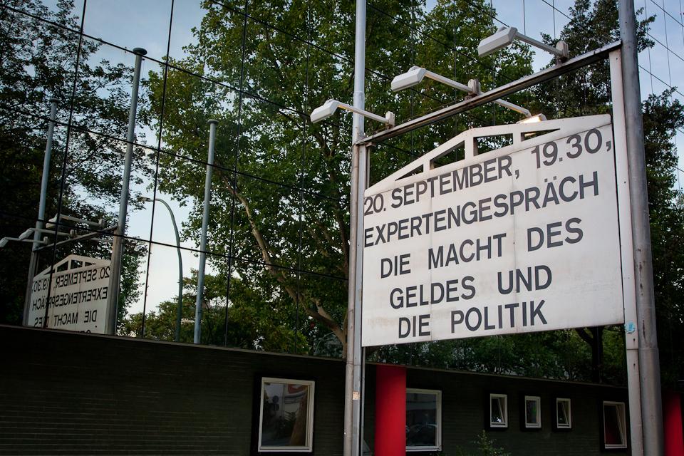 Berliner Zukunftsgespräche 2011
