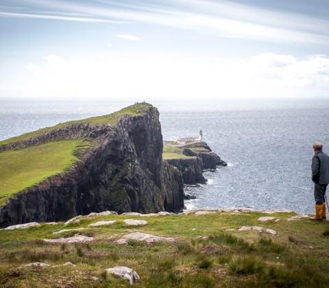 Neist Point, Isle of Skye, Schottland