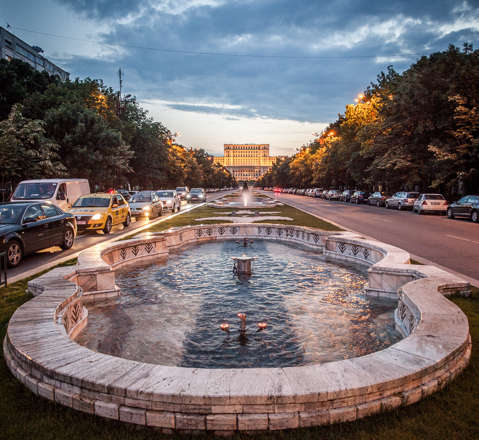 Parlamentspalast, Bukarest