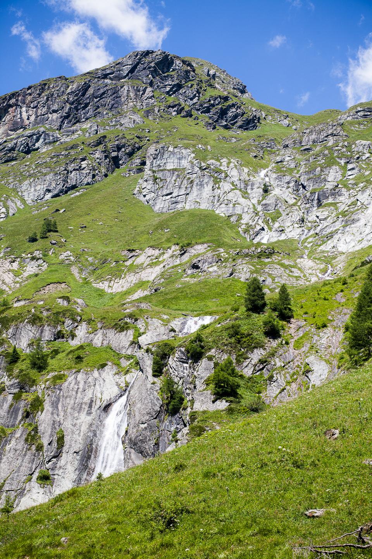 Umbalfälle, Virgental, Osttirol
