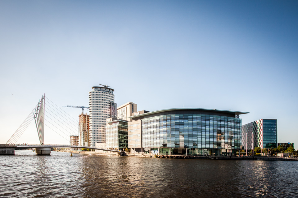 MediaCityUK, Manchester