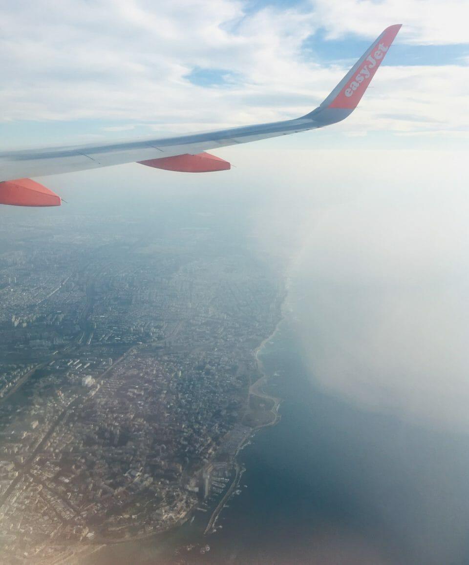 Über den Dächern Tel Avivs
