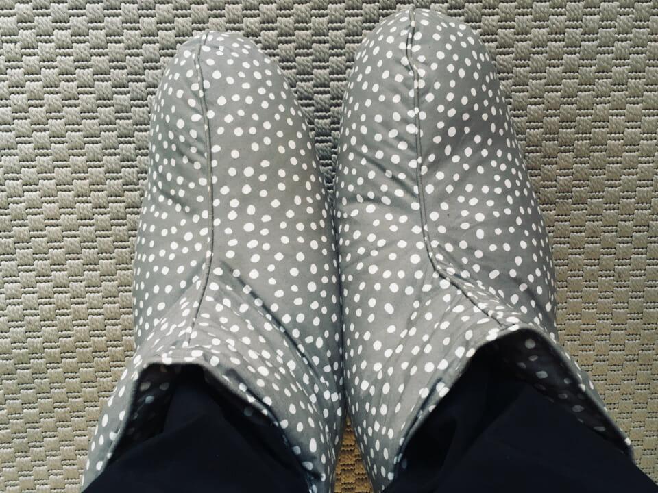 Was ist denn gegen diese Schuhe einzuwenden?