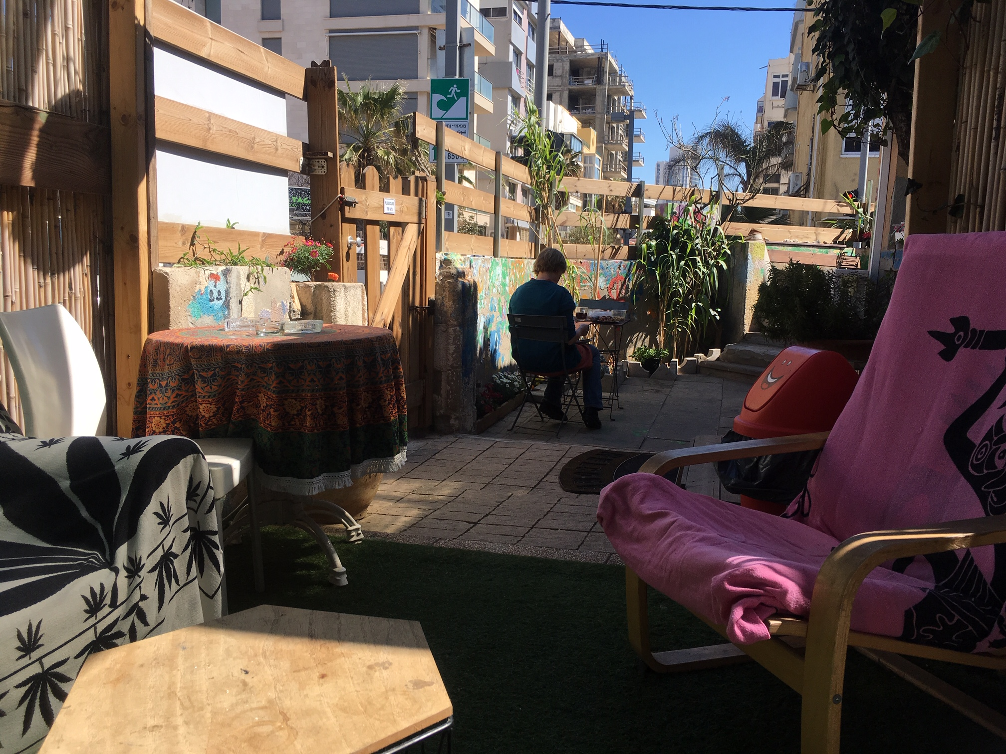 Sapir Hostel