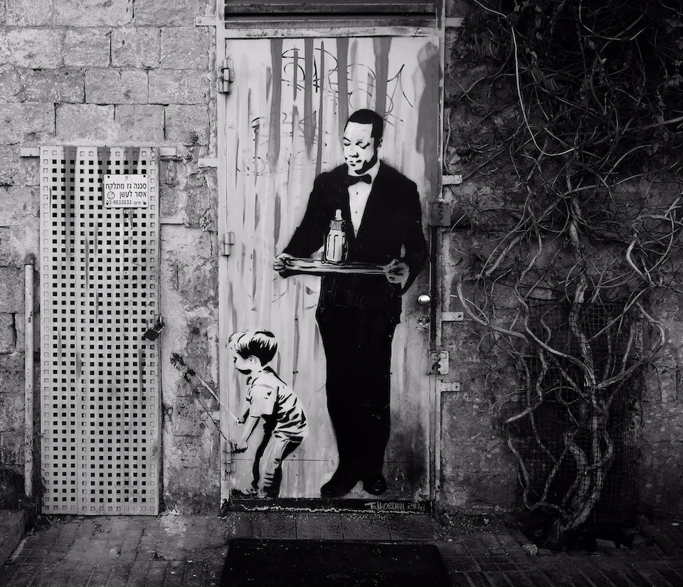 Street Art in Tel Aviv-Jaffa