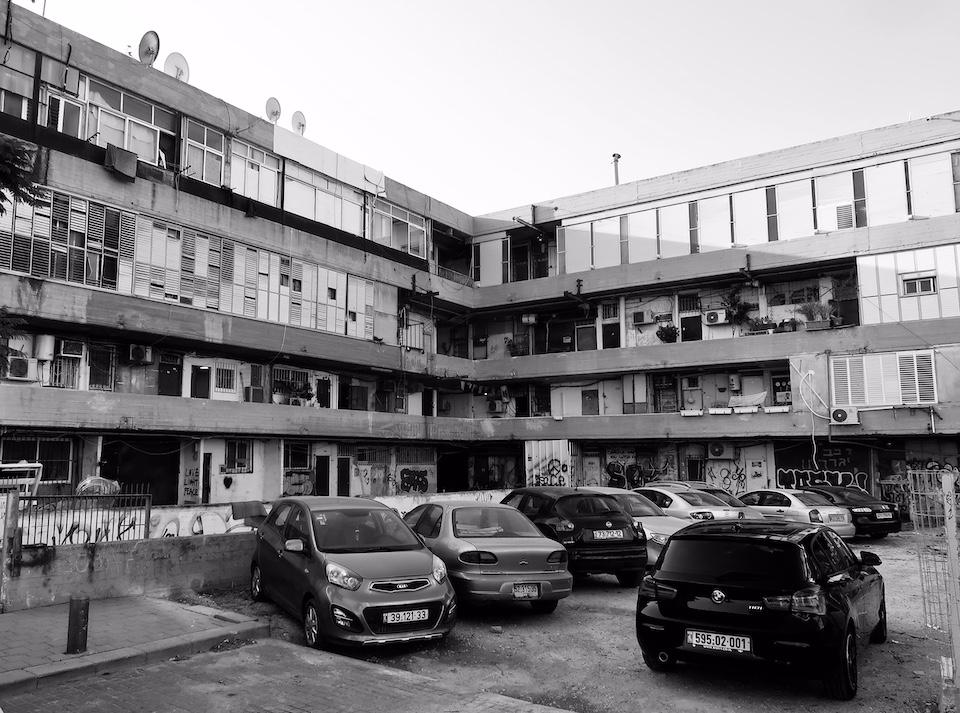 Streets of Tel Aviv-Jaffa