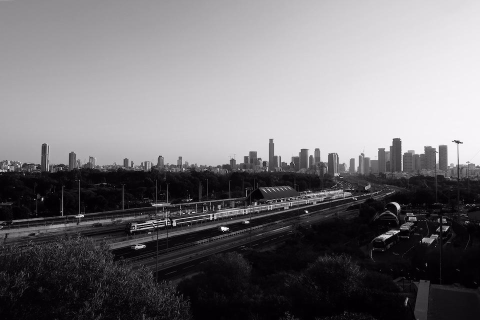 Blick über Tel Aviv