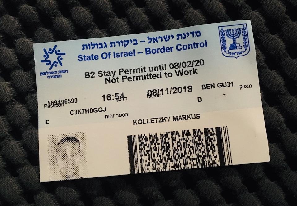 Israel Calling
