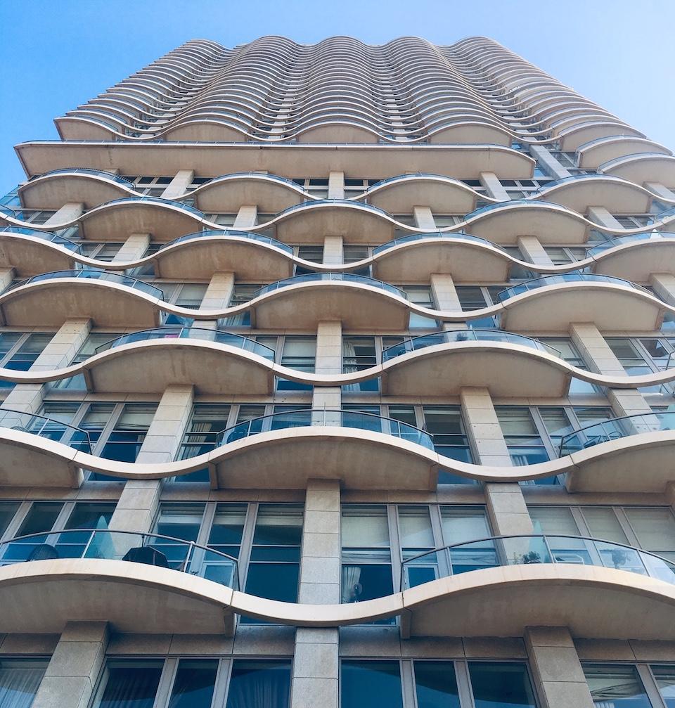 Wohnhaus in Tel Aviv