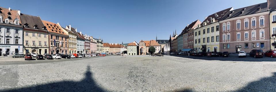 Cheb Panorama