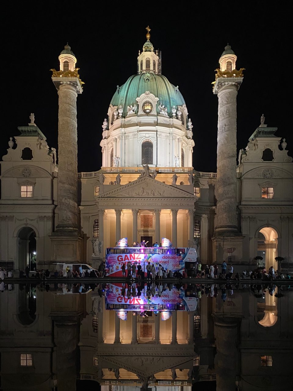 Karlsplatz, Wien