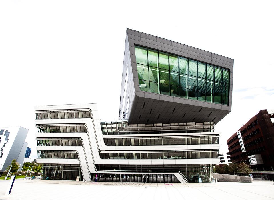 WU Campus, Wien